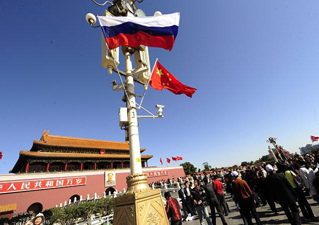 """中国专家:中俄应利用上合组织安全合作条件推进""""一带一盟""""对接"""