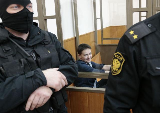 美国驻俄使馆:美国不考虑用俄公民布特和亚罗申科交换乌女军人萨夫琴科