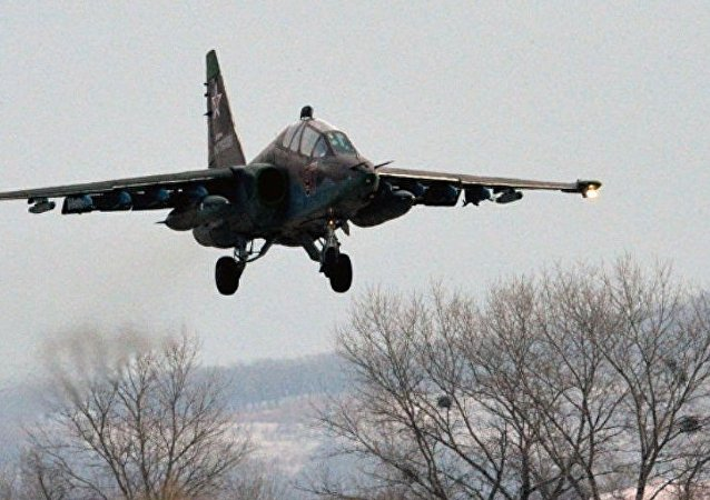 俄国防部:远东失事苏-25飞行员弹射逃生 地面无伤亡损失