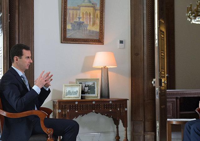 叙总统认为大部分库尔德人想居住在单一制的叙利亚