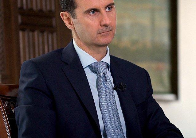 叙总统:叙暂无意从俄罗斯引进战略武器