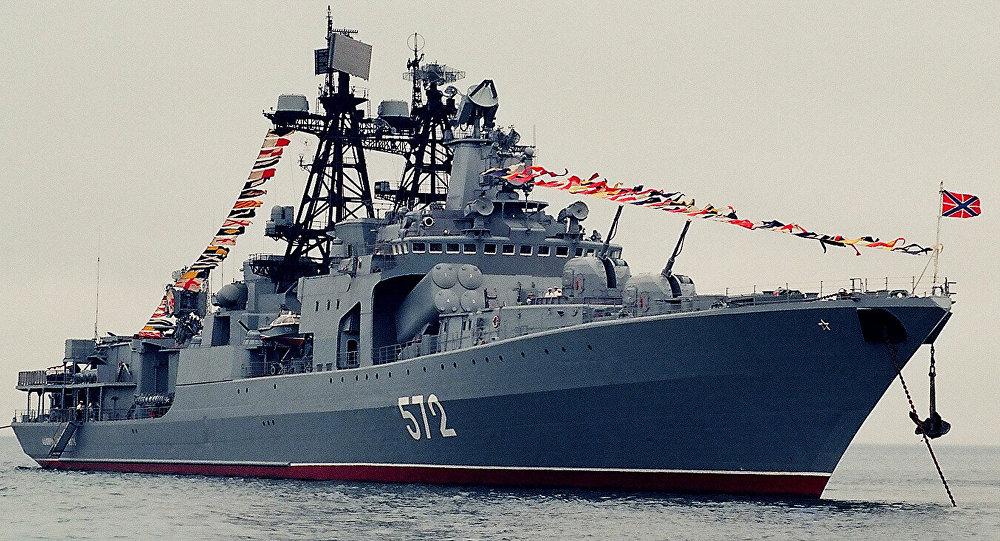 '维诺格拉多夫海军上将'号大型猎潜舰