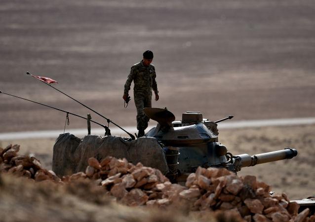 土耳其军人