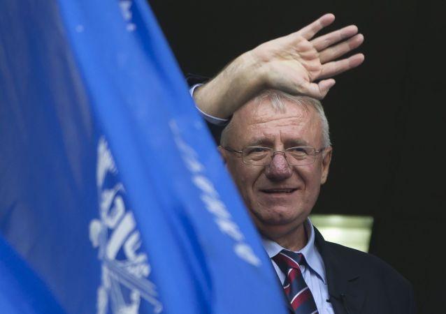 被判无罪的塞尔维亚激进党领导人拟向前南刑庭索赔1400万欧元
