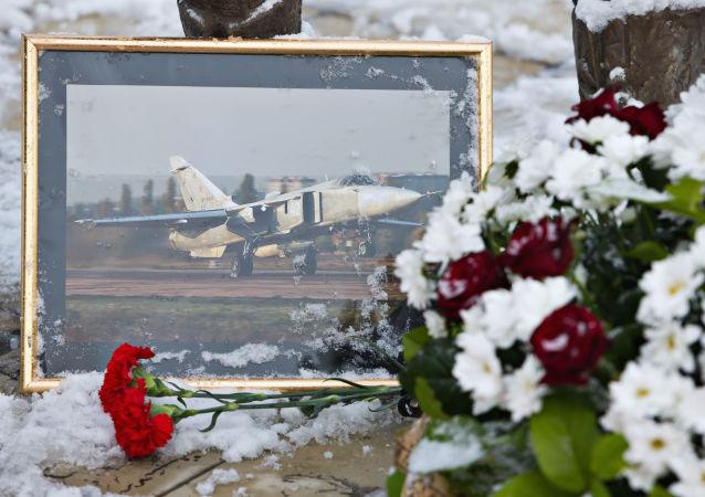 宣称对杀害俄苏-24战机飞行员负责的武装分子在土耳其被捕