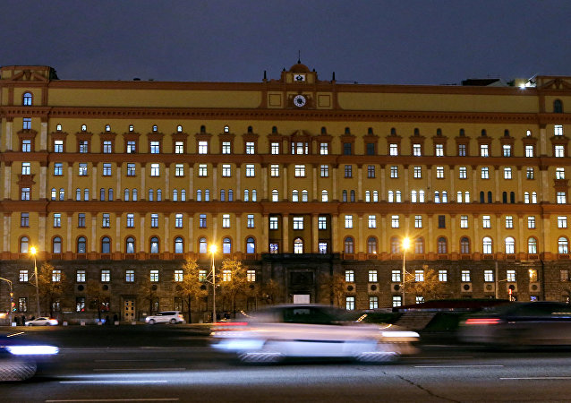 俄联邦安全局的大楼