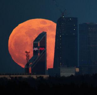 媒体:俄科学院展开月球观测台工作