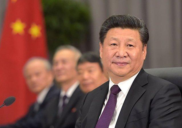 中国主席习近平祝贺别尔德穆哈梅多夫连任土库曼斯坦总统