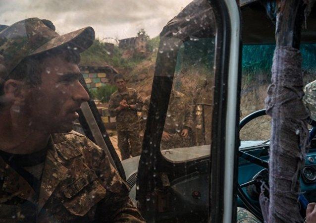 阿塞拜疆国防部声明卡拉巴赫军事冲突造成12人死亡