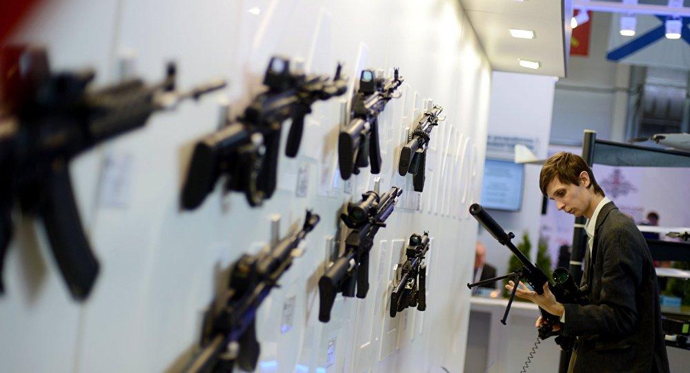 卡拉什尼科夫集团推出民用枪支网上订购服务
