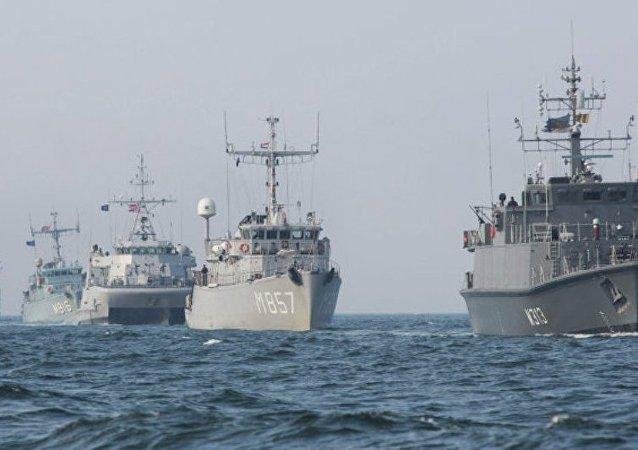 媒体:挪威将首次派出两艘舰船跟踪俄罗斯海军舰队活动