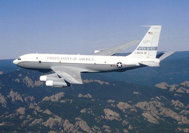 美国将对俄罗斯进行监控飞行