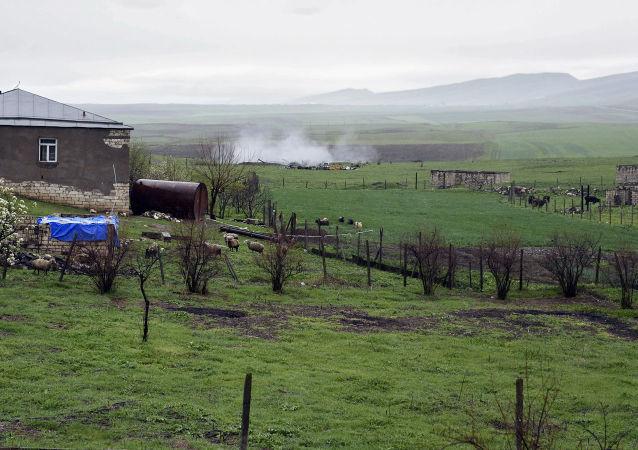 阿塞拜疆国防部:已控制卡拉巴赫一系列战略高地