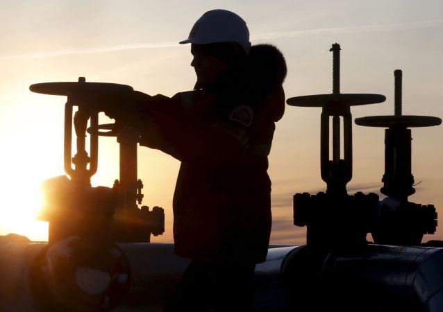 俄罗斯原油开采