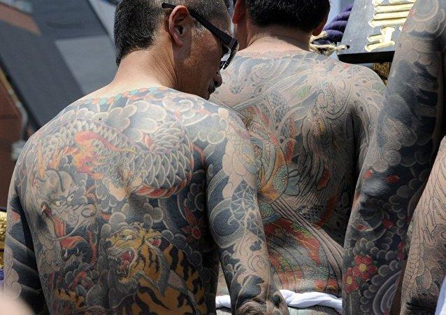 日本黑社会的分裂:一名黑帮前成员的讲述