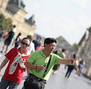 俄内务部:持签证赴莫斯科的外国居民中最多的是中国人