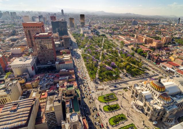 墨西哥首都墨西哥市
