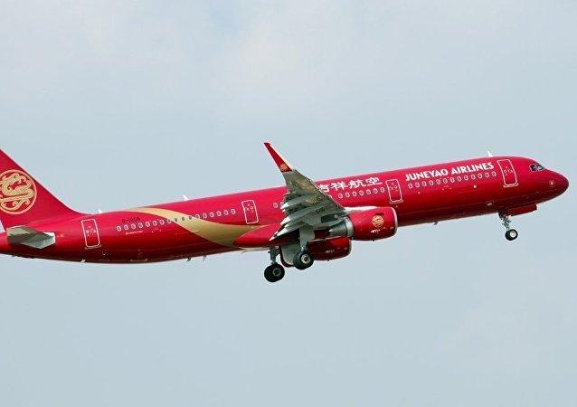 中国吉祥航空6月将开通上海至伊尔库茨克航线