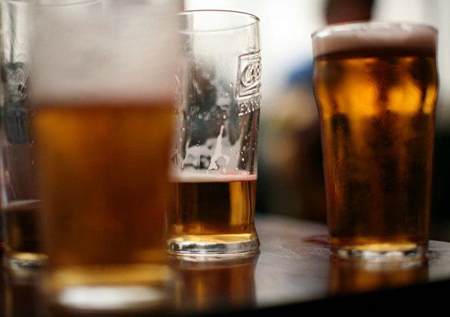 满洲里前7个月进口俄啤酒总量飙升