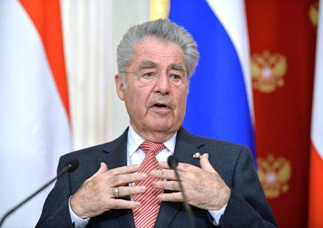 奥地利总统称土耳其在俄苏-24事件上的举动意外而费解