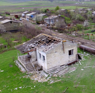 未獲承認的納卡共和國國防部稱卡拉巴赫過去一晝夜內發生40次破壞停火的行為