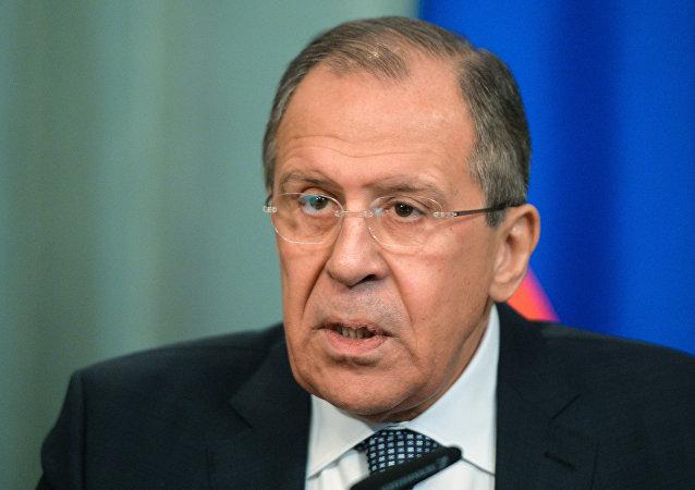 俄外长:最高谈判委在叙各派间谈判中持毫无建设性的立场
