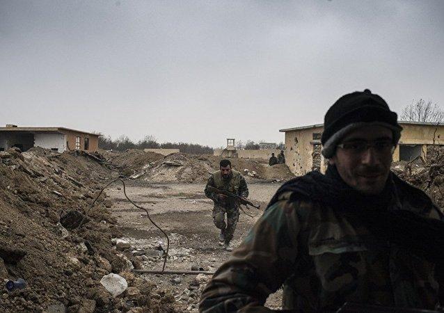 伊朗承认该国军队和伊斯兰革命卫队的军事顾问在叙利亚丧生
