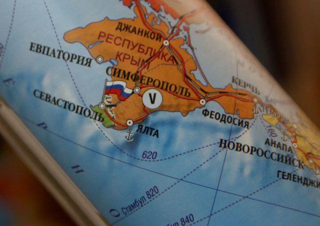 克宫:运抵克里米亚的技术设备原产地为俄罗斯