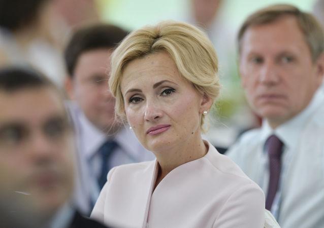 伊琳娜•亚罗瓦娅