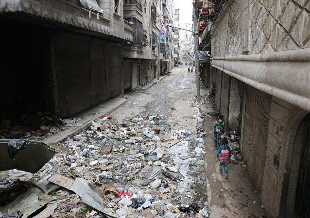伊斯蘭武裝分子使用有毒氣