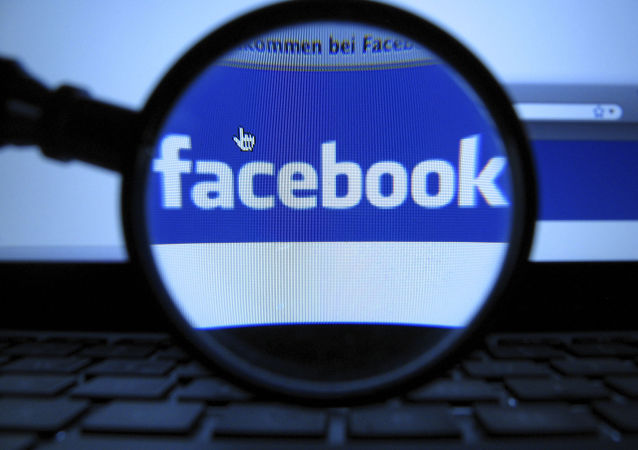 """俄外交部称""""脸书""""拒绝屏蔽伪造的俄使馆页面"""