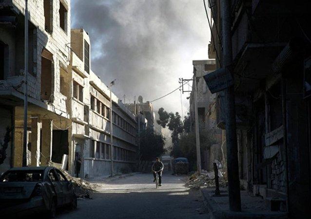 中国专家:叙利亚问题和平解决的趋势不会改变