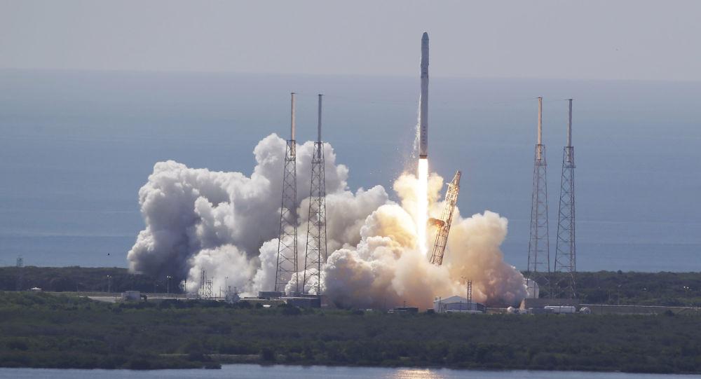 美国担心在太空受到中国攻击