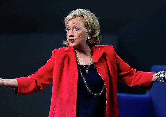 维基解密:克林顿的公关策略是在出现与其相关腐败揭露时指责俄罗斯