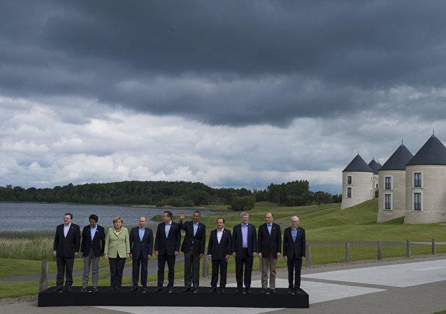 施泰因迈尔:G7一年后或将讨论俄重返G8问题