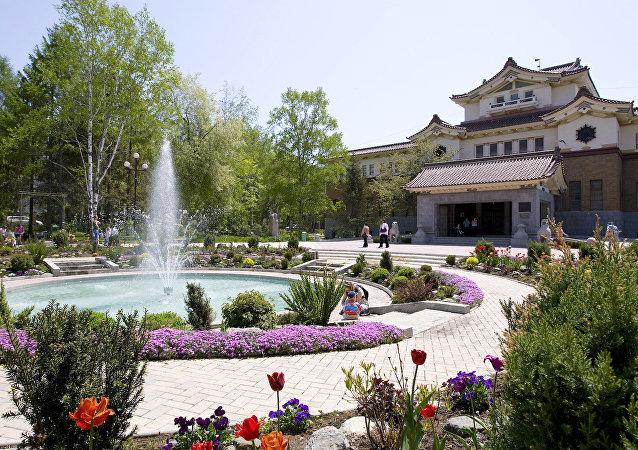 萨哈林州地方志博物馆