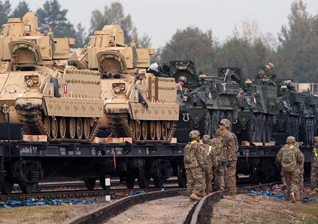 美国或将增加在欧军事设施数量