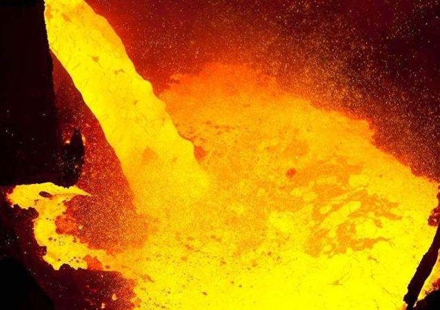 欧盟外长对中国钢铁行业产能过剩表示严重关切