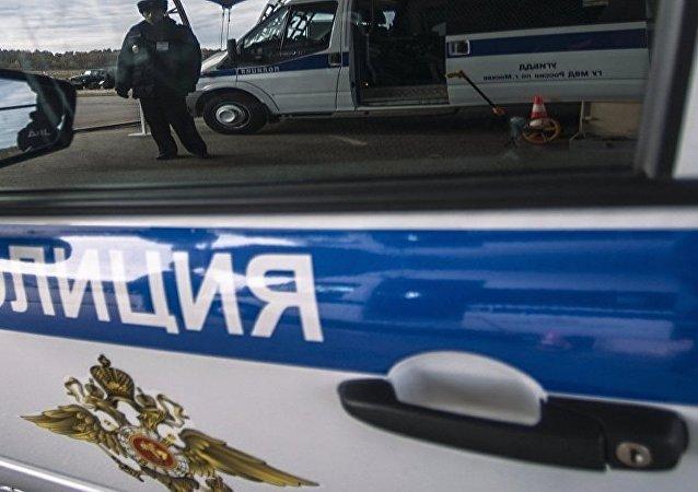 俄內務部:執法人員11月5日在莫斯科拘捕302人