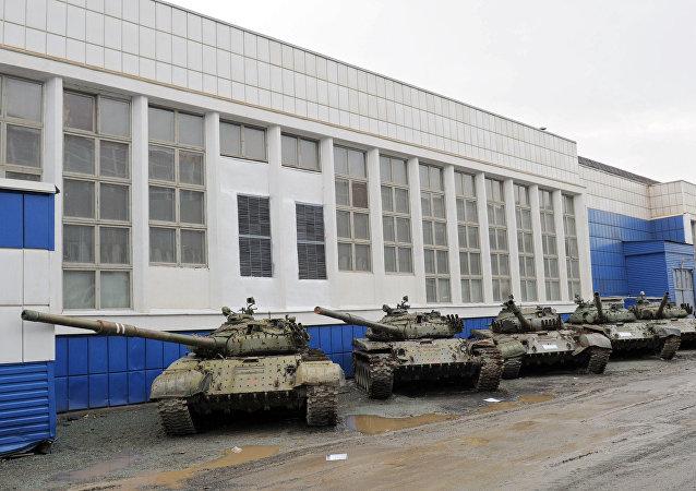 俄罗斯乌拉尔车辆集团(Uralvagonzavod)
