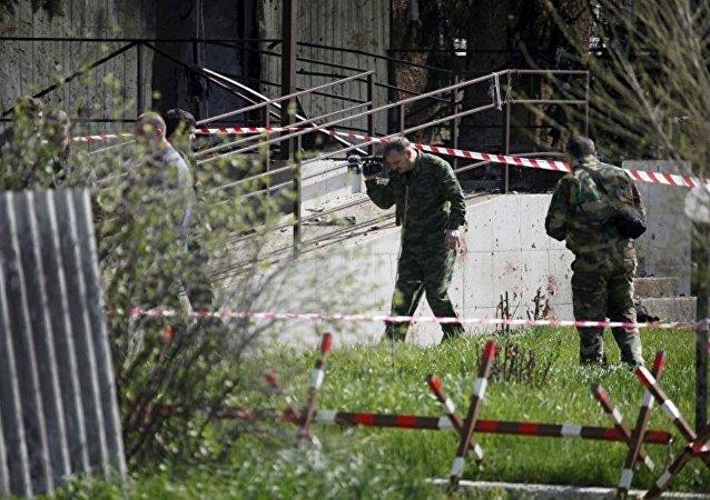 俄侦查委员会:袭击斯塔夫罗波尔警局人员身份已查明