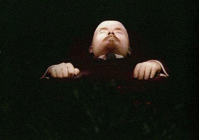 列宁遗体的保存将耗费20万美元