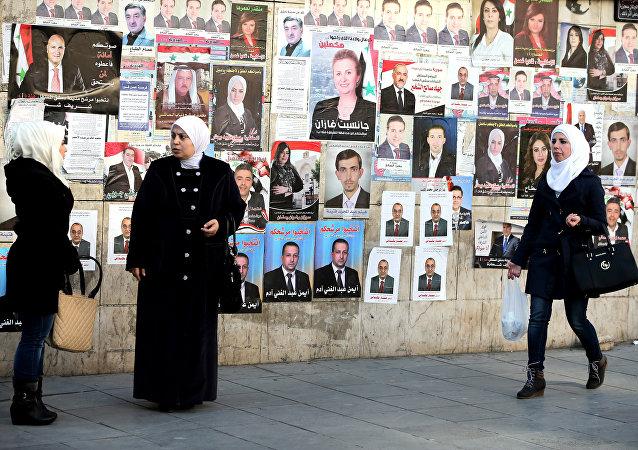 叙中央选举委员会:3500名候选人参加议会选举
