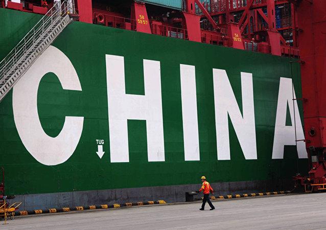 中国国家统计局:中国上半年GDP增长6.7%