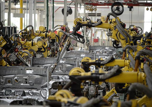 专家:中国机械工业品牌展将有助于俄中扩大机电领域合作