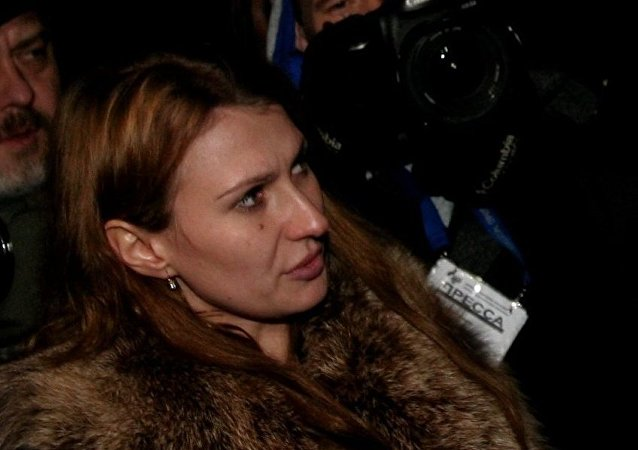 达里娅•莫罗佐娃
