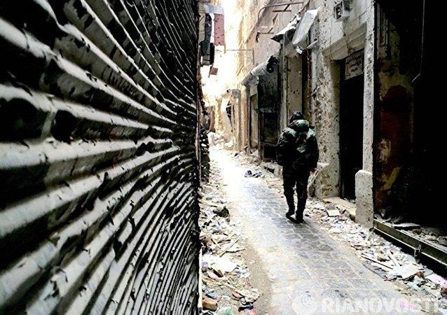 叙反对派称只相信解决叙利亚危机的A计划
