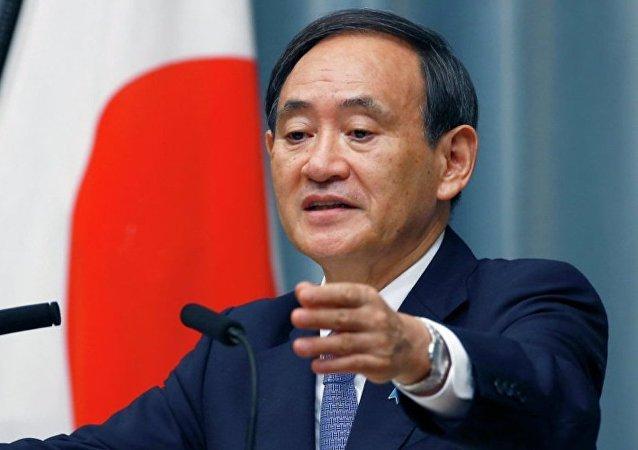 日本内阁官房长官菅义伟