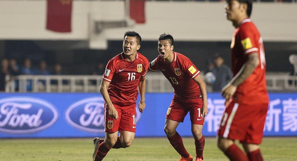 中國足球隊
