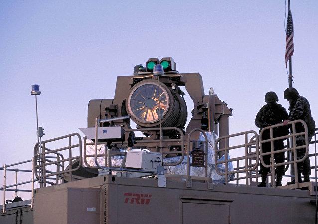 美国激光防空器